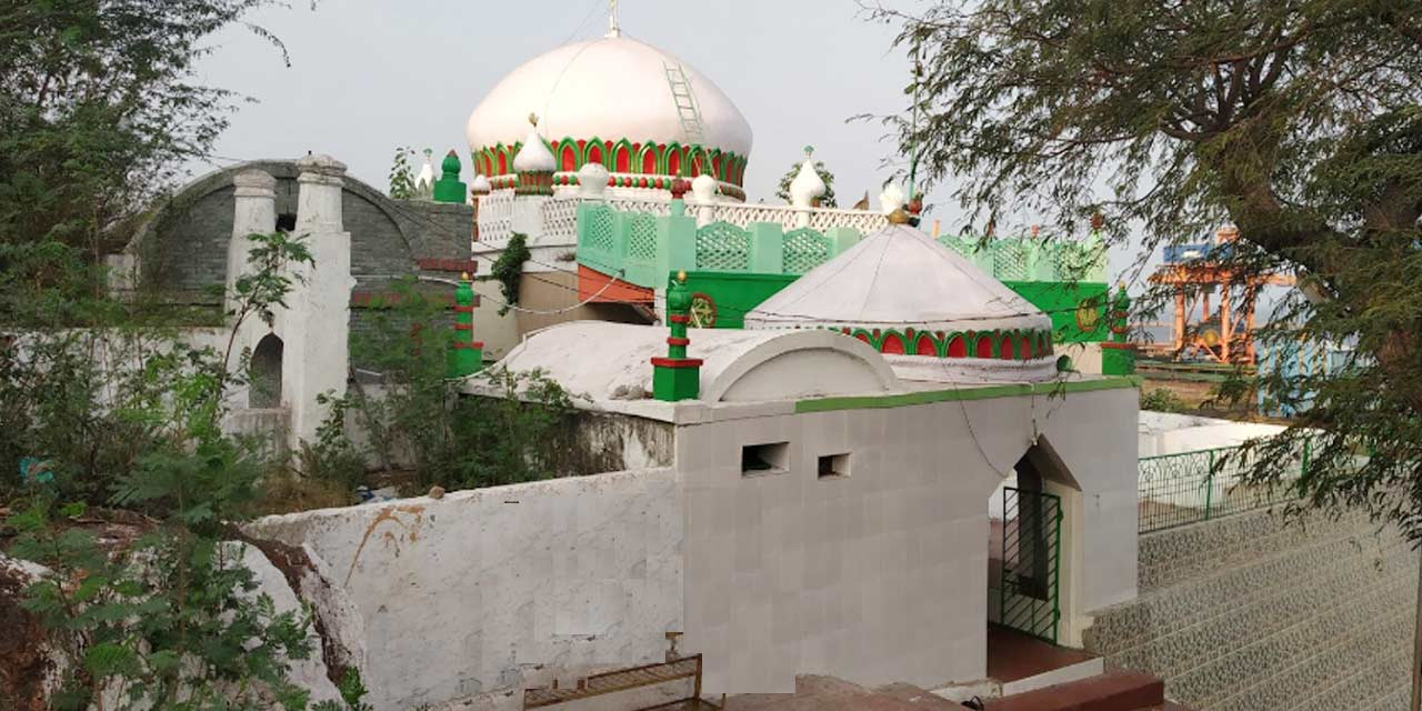 Baba Ishaq Madina Mosque Vizag Tourist Attraction