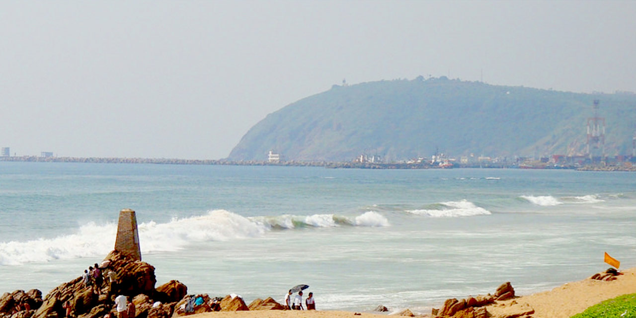 Dolphin's Nose, Vizag Top Places to Visit