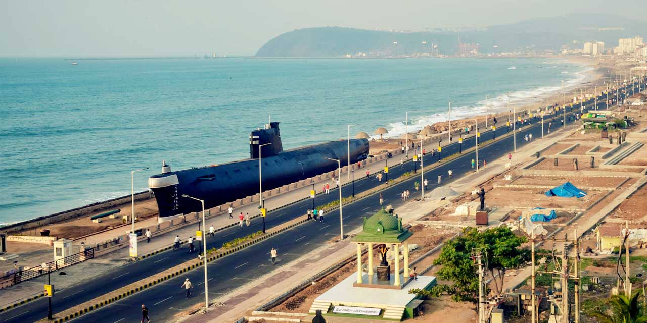 Submarine Museum, Vizag Top Places to Visit
