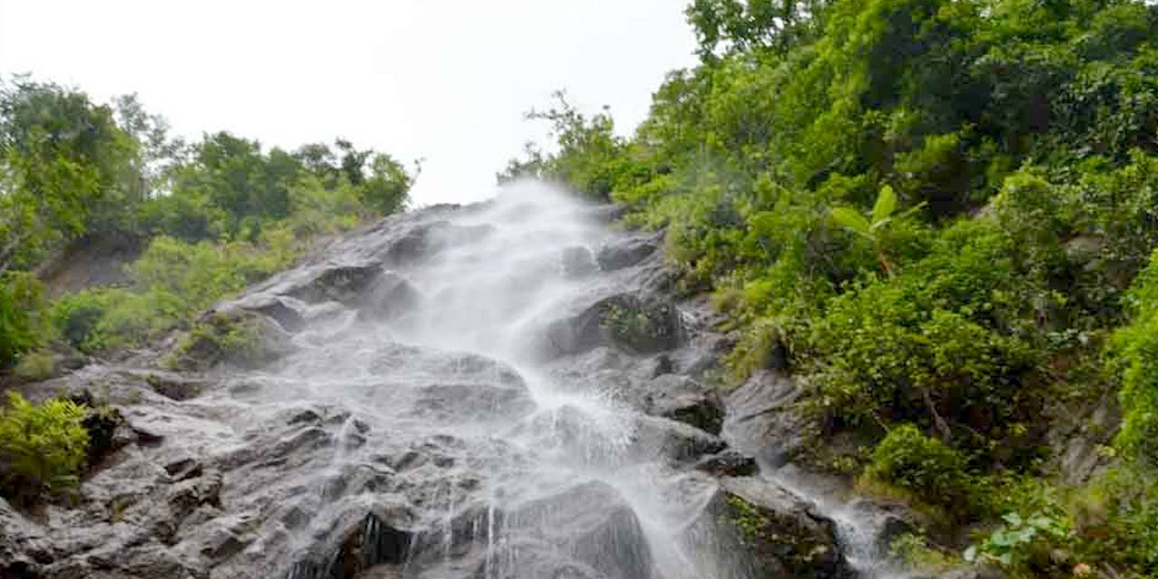 Katiki Waterfalls, Vizag Top Places to Visit