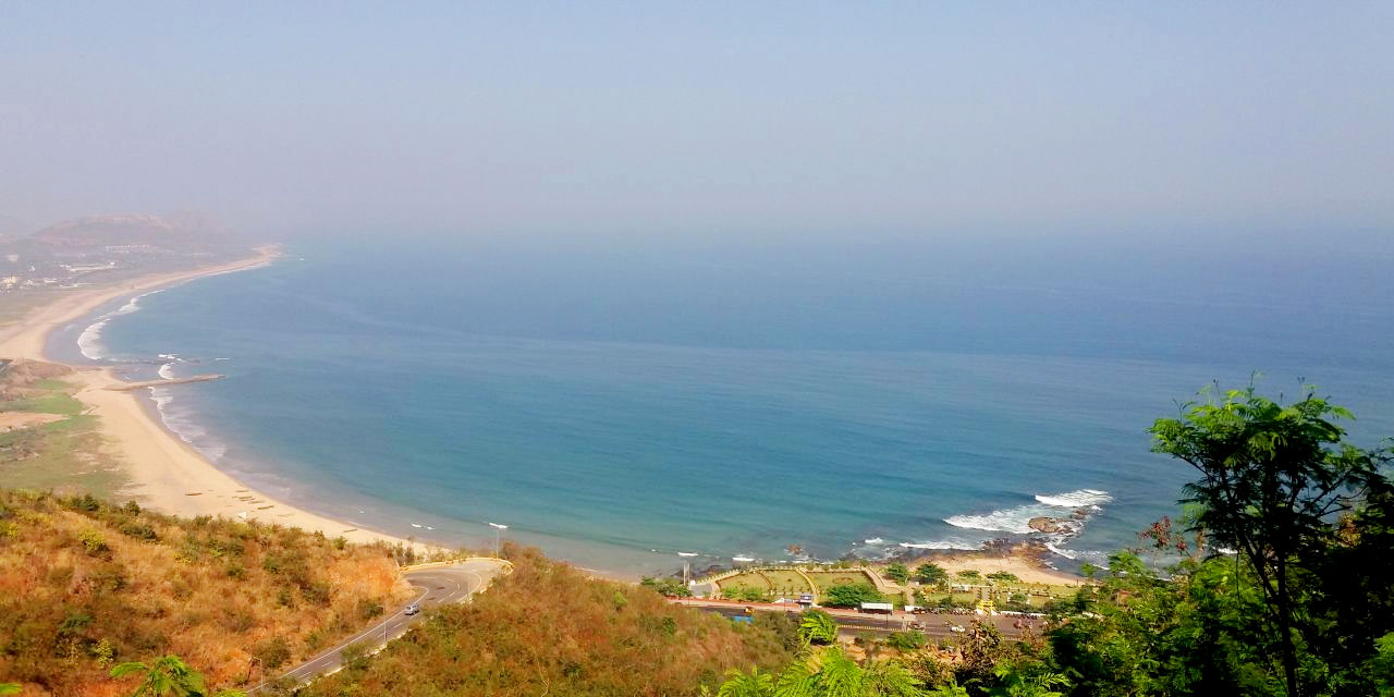 RK Beach, Vizag Top Places to Visit